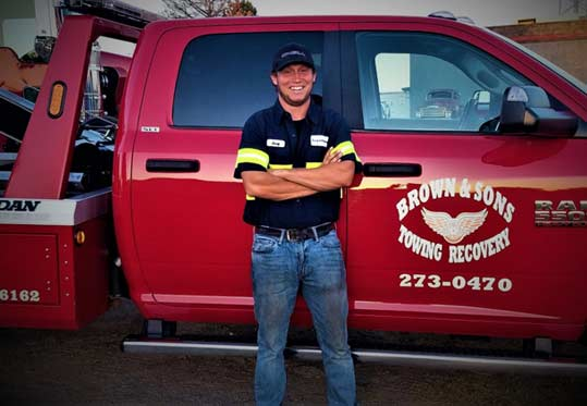 Brown and Sons Towing & Recovery
